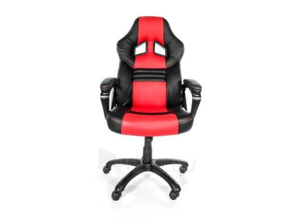 Žaidimų kėdė Arozzi Monza - raudona Paveikslėlis 7 iš 9 310820044095