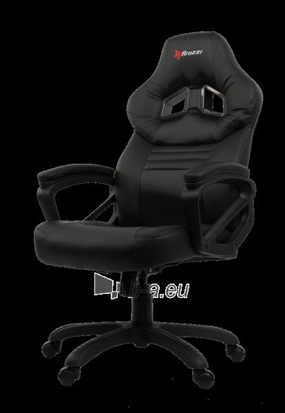 Žaidimų kėdė Arozzi Monza Gaming Chair - Black Paveikslėlis 1 iš 1 310820182496