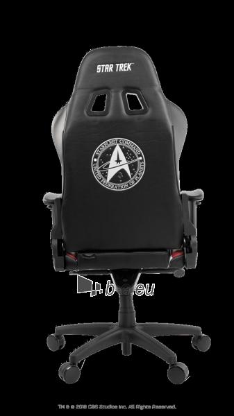 Žaidimų kėdė Arozzi Star Trek Edition, Raudona Paveikslėlis 4 iš 4 310820172954