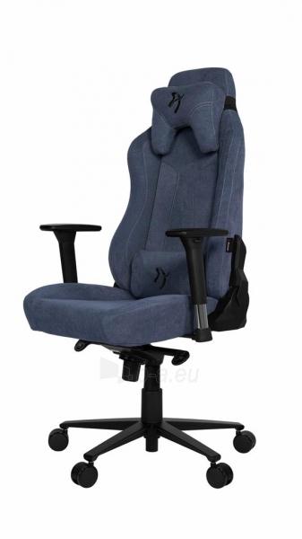 Žaidimų kėdė Arozzi Vernazza Soft Fabric - Mėlyna Paveikslėlis 1 iš 1 310820189721