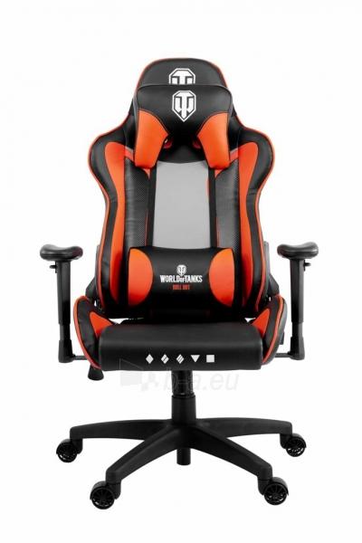 Žaidimų kėdė Arozzi Verona PRO V2 Gaming Chair WoT Edition Paveikslėlis 1 iš 5 310820189719