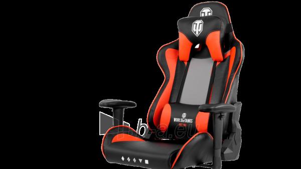 Žaidimų kėdė Arozzi Verona PRO V2 Gaming Chair WoT Edition Paveikslėlis 5 iš 5 310820189719