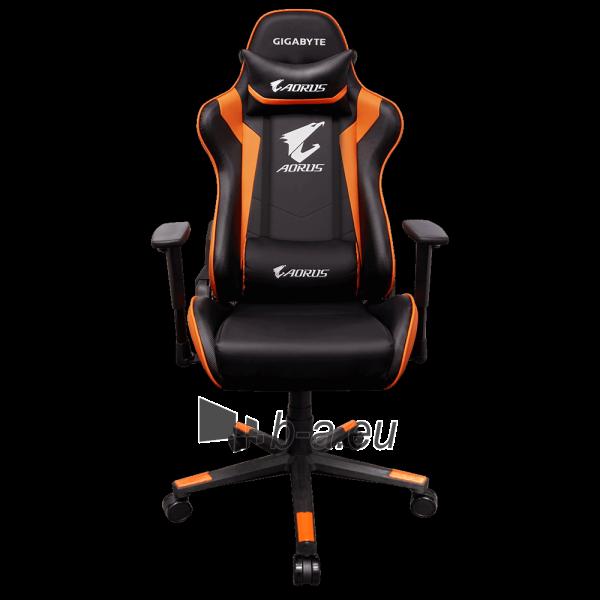 Žaidimų kėdė Gigabyte gaming chair AGC300 (ver. 2.0) Paveikslėlis 1 iš 3 310820161425