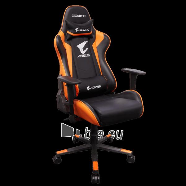 Žaidimų kėdė Gigabyte gaming chair AGC300 (ver. 2.0) Paveikslėlis 2 iš 3 310820161425