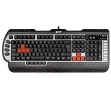 Žaidimų klaviatūra A4Tech XGame X7-G800V USB, US Paveikslėlis 1 iš 2 250255701144