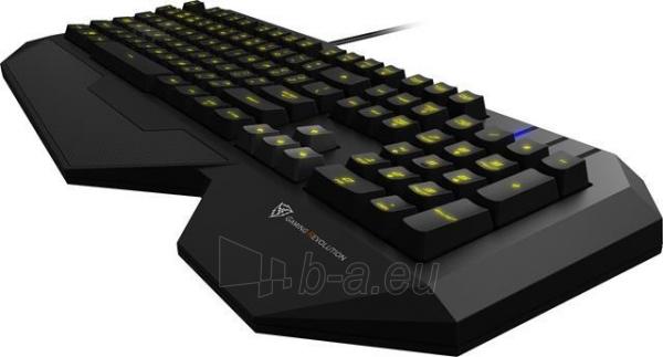 Žaidimų klaviatūra AEROCOOL THUNDER X3 - TK30 Paveikslėlis 14 iš 15 310820045929