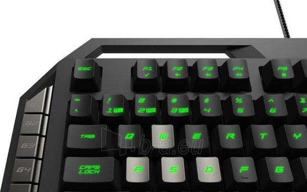 Žaidimų klaviatūra AEROCOOL THUNDER X3 - TK30 Paveikslėlis 12 iš 15 310820045929