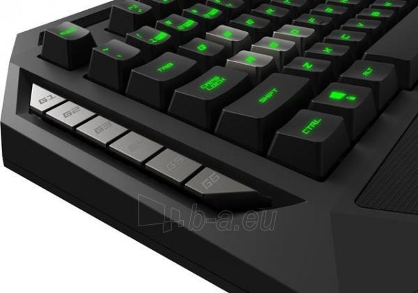 Žaidimų klaviatūra AEROCOOL THUNDER X3 - TK30 Paveikslėlis 2 iš 15 310820045929