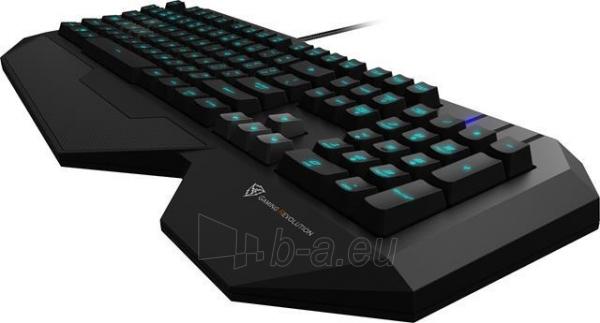 Žaidimų klaviatūra AEROCOOL THUNDER X3 - TK30 Paveikslėlis 5 iš 15 310820045929
