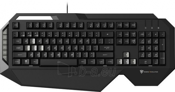 Žaidimų klaviatūra AEROCOOL THUNDER X3 - TK30 Paveikslėlis 8 iš 15 310820045929