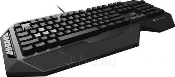 Žaidimų klaviatūra AEROCOOL THUNDER X3 - TK30 Paveikslėlis 10 iš 15 310820045929