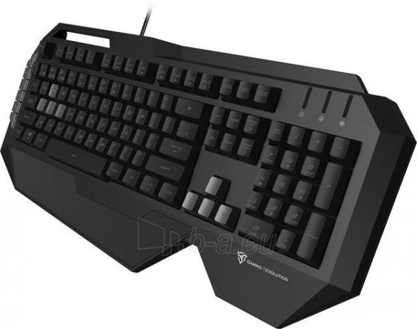 Žaidimų klaviatūra AEROCOOL THUNDER X3 - TK30 Paveikslėlis 15 iš 15 310820045929