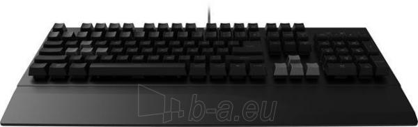 Žaidimų klaviatūra AEROCOOL THUNDER X3 - TK40 Paveikslėlis 2 iš 15 310820045930