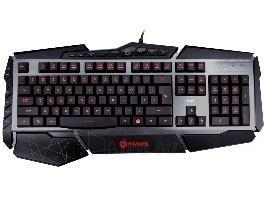 Žaidimų klaviatūra Ravcore Blade Paveikslėlis 1 iš 7 250255701377