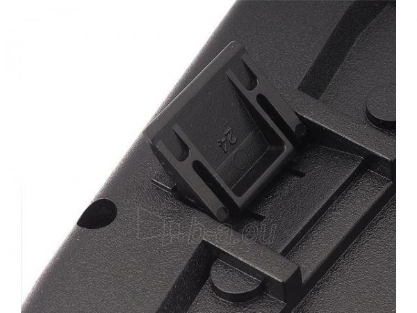 Žaidimų klaviatūra Zalman ZM-K400G Paveikslėlis 6 iš 8 250255701209