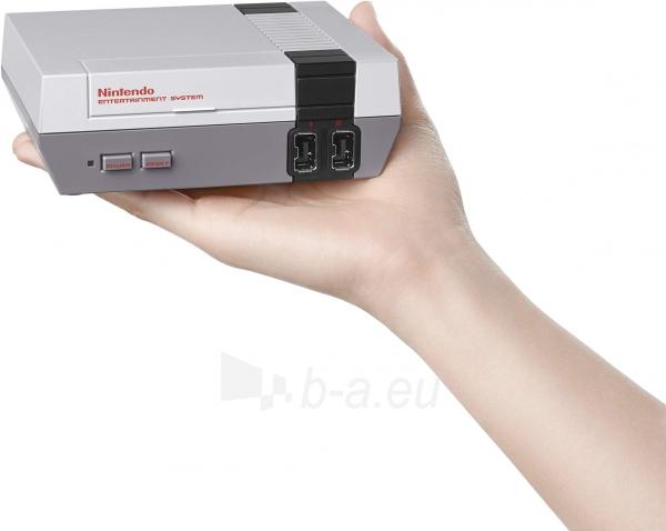 Žaidimų konsolė Nintendo Classic Mini: NES Super Nintendo Entertainment System Paveikslėlis 2 iš 4 310820152391