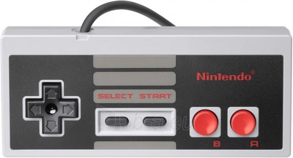 Žaidimų konsolė Nintendo Classic Mini: NES Super Nintendo Entertainment System Paveikslėlis 3 iš 4 310820152391
