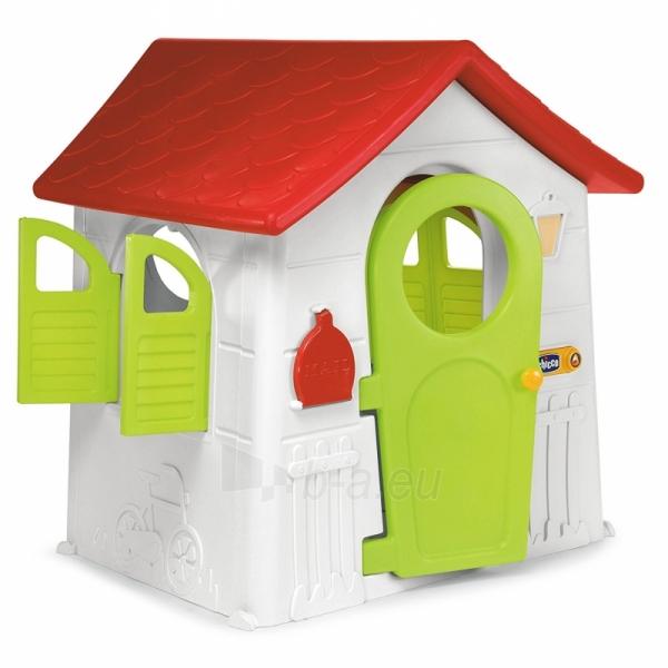Žaidimų namelis su skambučiu   Garden   Chicco Paveikslėlis 1 iš 6 310820157165