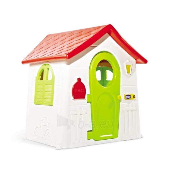 Žaidimų namelis su skambučiu   Garden   Chicco Paveikslėlis 2 iš 6 310820157165