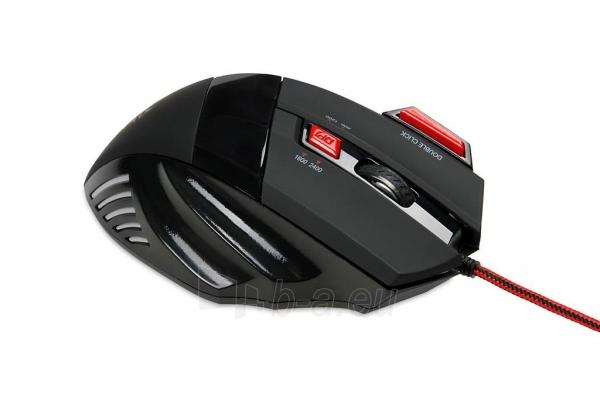 Žaidimų optinė pelė I-BOX AURORA Paveikslėlis 8 iš 10 310820013694