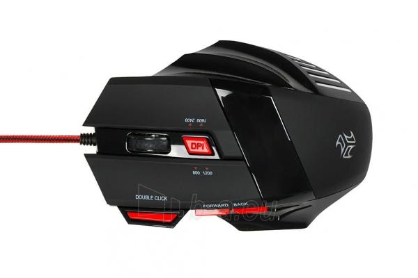 Žaidimų optinė pelė I-BOX AURORA Paveikslėlis 7 iš 10 310820013694