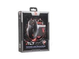 Žaidimų pelė A4Tech Bloody Gaming TL70 Terminator DPI 100-8200 AVAGO 9800 Paveikslėlis 5 iš 5 250255031682