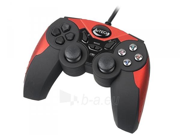 Žaidimų valdiklis A4Tech X7-T2 Redeemer USB/PS2/PS3 Paveikslėlis 1 iš 5 250255210863