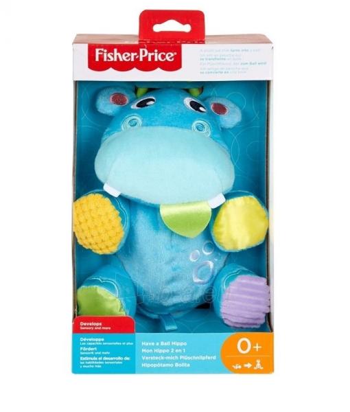 Žaislas GFC35 Fisher-Price Have a Ball Hippo Paveikslėlis 2 iš 4 310820230498