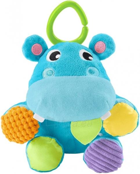Žaislas GFC35 Fisher-Price Have a Ball Hippo Paveikslėlis 3 iš 4 310820230498