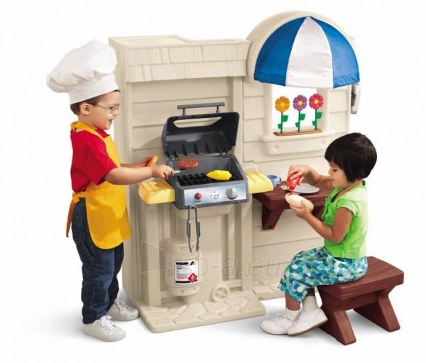 Žaislinė virtuvėlė su griliumi 2 in 1 | Little Tikes Paveikslėlis 2 iš 7 310820005190