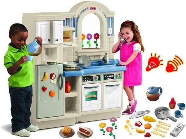 Žaislinė virtuvėlė su griliumi 2 in 1 | Little Tikes Paveikslėlis 5 iš 7 310820005190