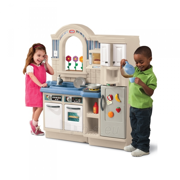 Žaislinė virtuvėlė su griliumi 2 in 1 | Little Tikes Paveikslėlis 7 iš 7 310820005190