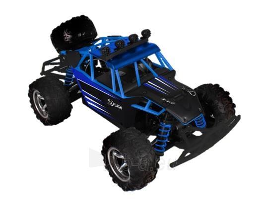 Žaislinis automobilis Radio-controlled car X-FLASH Paveikslėlis 1 iš 1 310820151629