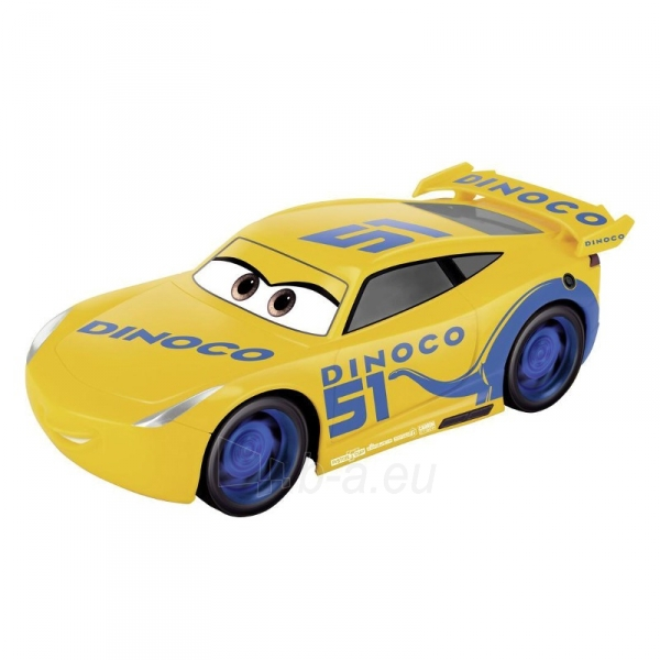 Žaislinis automobilis RC Cruz 1:24 2ch Paveikslėlis 1 iš 2 310820144148