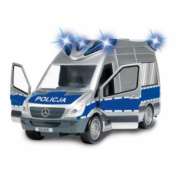Žaislinis policijos automobilis | SOS Patrol Car Light | Dickie Paveikslėlis 1 iš 5 310820157222