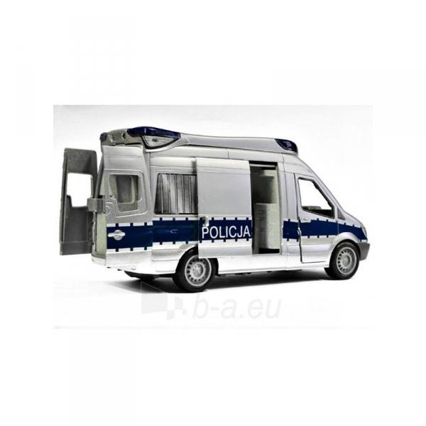 Žaislinis policijos automobilis | SOS Patrol Car Light | Dickie Paveikslėlis 2 iš 5 310820157222