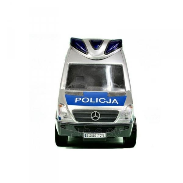 Žaislinis policijos automobilis | SOS Patrol Car Light | Dickie Paveikslėlis 3 iš 5 310820157222