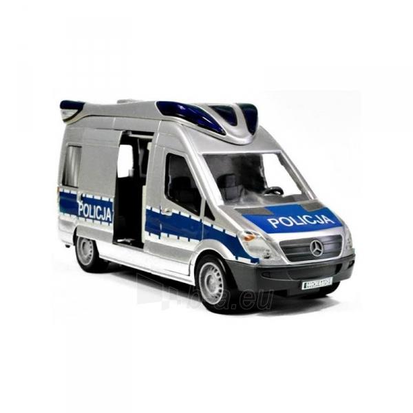 Žaislinis policijos automobilis | SOS Patrol Car Light | Dickie Paveikslėlis 4 iš 5 310820157222