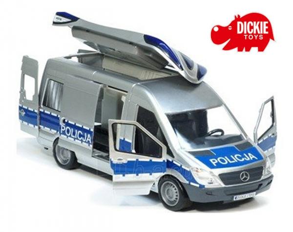 Žaislinis policijos automobilis | SOS Patrol Car Light | Dickie Paveikslėlis 5 iš 5 310820157222