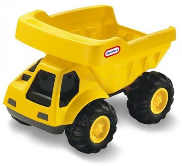 Žaislinis sunkvežimis savivartis | Dump truck | Little Tikes Paveikslėlis 1 iš 3 310820005195