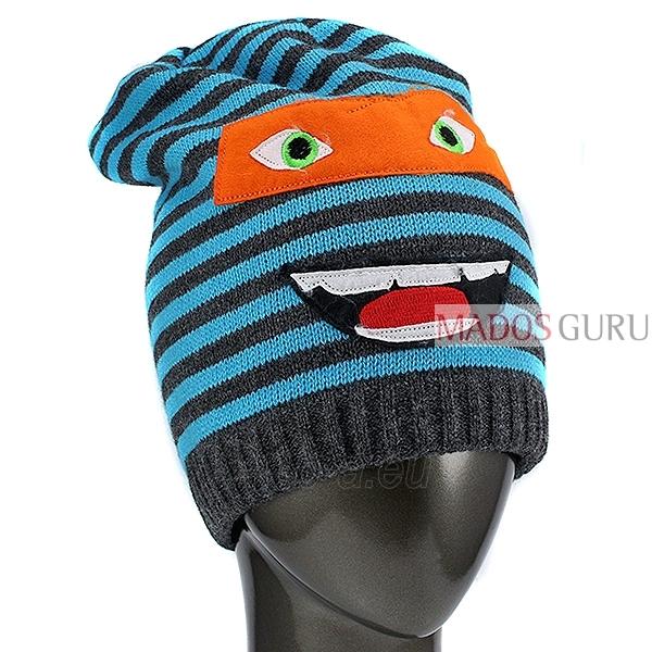 Žaisminga kepurė berniukui VKP132 Paveikslėlis 1 iš 3 310820000810