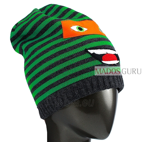 Žaisminga kepurė berniukui VKP133 Paveikslėlis 1 iš 3 310820000811