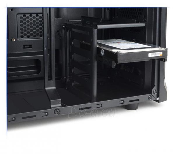 Zalman Chasis Z3 PLUS Midi Tower (with window, without PSU, USB 3.0) Paveikslėlis 11 iš 13 250255900910