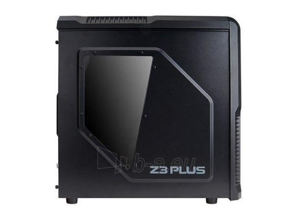 Zalman Chasis Z3 PLUS Midi Tower (with window, without PSU, USB 3.0) Paveikslėlis 5 iš 13 250255900910