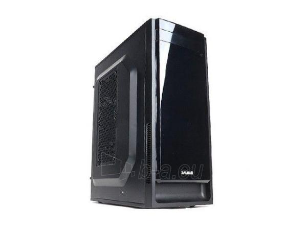 Zalman Chasis ZM-T2 Plus Mini Tower (USB 3.0, without PSU) Paveikslėlis 1 iš 5 250255900912