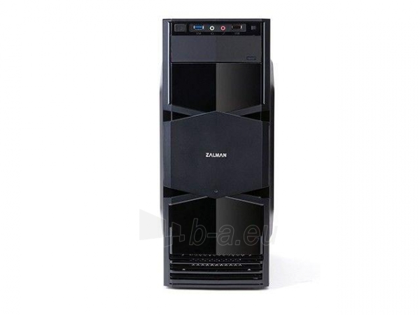 Zalman Chasis ZM-T3 Mini Tower (without PSU, USB 3.0) Paveikslėlis 8 iš 13 250255900913