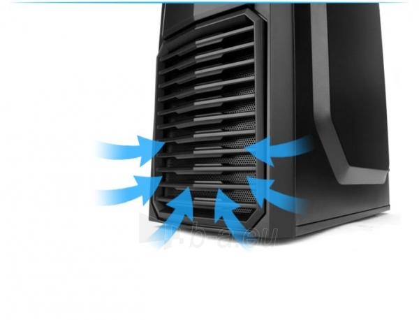 Zalman Chasis ZM-T4 Mini Tower (without PSU, USB 3.0) Paveikslėlis 4 iš 12 250255900965