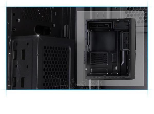 Zalman Chasis ZM-T4 Mini Tower (without PSU, USB 3.0) Paveikslėlis 3 iš 12 250255900965