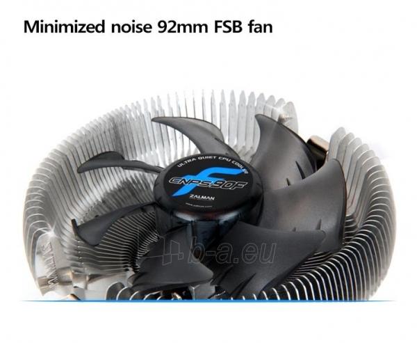 Zalman CNPS90F CPU Cooler Paveikslėlis 6 iš 8 2502552400239