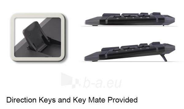 Zalman Multimedia Keyboard ZM-K300M Paveikslėlis 9 iš 9 250255701212
